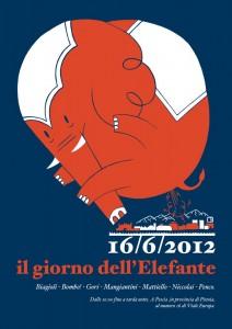 16 giugno 2012: Elephant Comics Day a Pescia (PT)