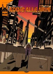 """""""Addio alle armi"""", addio alle idee: uno sguardo parziale sulla Villain Comics"""