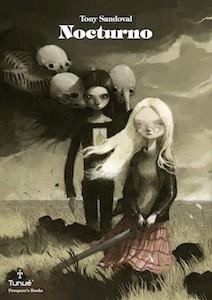 Nocturno di Sandoval, la mitologia del metal