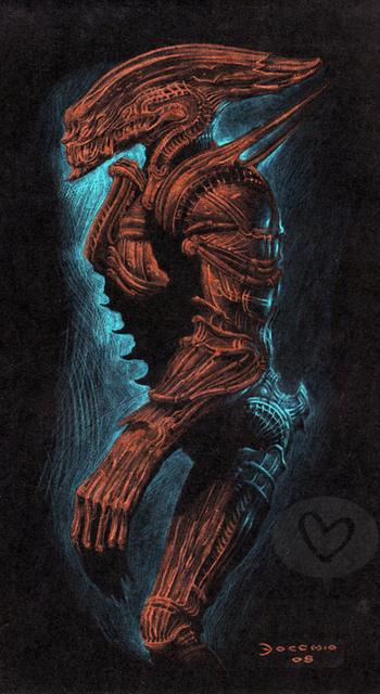 Carlo Bocchio - Alien