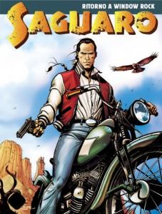 Saguaro #1: un ritorno alla serialità nel segno del classico