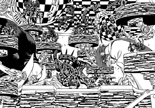 Blood Blockade Battlefront #1/2 (Nightow)
