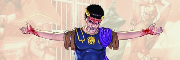 Caligola, un peplum horror in salsa Avatar Press