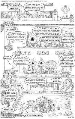 Cartoon Crier e il pianto a fumetti: una rivista gratuita tra approfondimenti e strisce