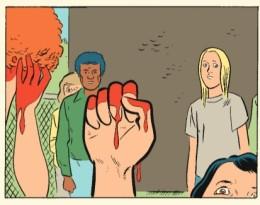 Un solo fumetto contro quattro miliardi di stronzi: The Death-Ray di Daniel Clowes_Recensioni