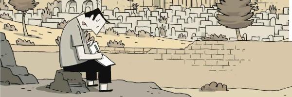 Con sguardo stupito e ironico: le cronache di Gerusalemme di Guy Delisle