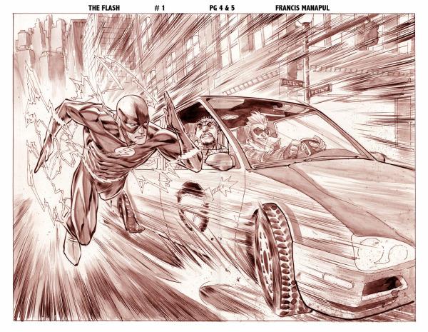 Flash #1 (AA.VV.)