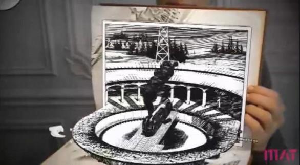 Arriva in Italia il fumetto in 3D e realtà aumentata