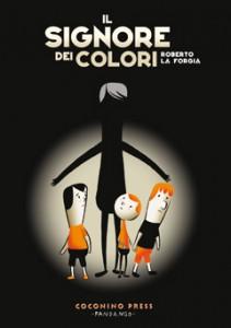 Roberto La Forgia e il Signore dei colori: intervista all'autore