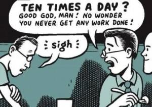"""Joe Matt, """"Al capolinea"""" di sé e di un certo far fumetti"""