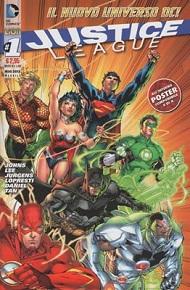 Justice League #1 (AA.VV)