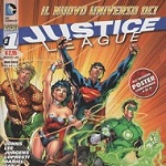 Justice League #1 (AA.VV)