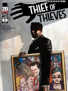 Thief of thieves: Robert Kirkman torna in televisione dopo The walking dead