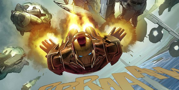 Ultimate comics - The Ultimates #1 (Hickman, Ribic)