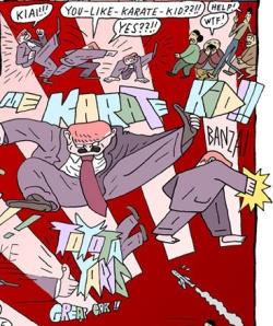 Uomini d'affari e pazzia: intervista a Bendik Kaltenborn
