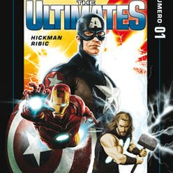 Ultimate comics – The Ultimates #1 (Hickman, Ribic)