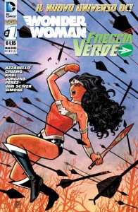 Wonder Woman #1 (AA.VV.)
