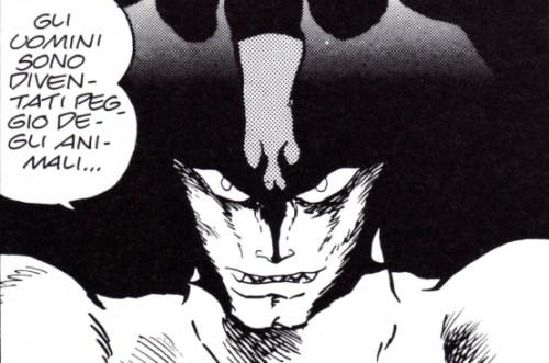 Devilman e il lato oscuro dell'animo umano