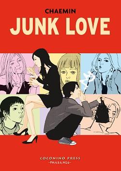 """""""Junk Love"""": il nuovo rosa a fumetti arriva dall'Oriente"""