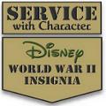 Topolino alla guerra: i war insignia Disney