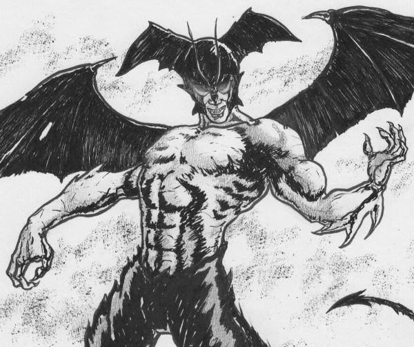 MarcelloGhilardi_Devilman_DISEGNO-600x502_Omaggi