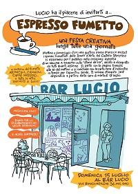 Domenica 15 luglio a Milano si terrà la manifestazione Espresso Fumetto