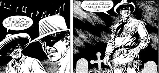 Cavalcando con il morto insieme a Boselli e Civitelli: tutto sull'ultimo Texone.