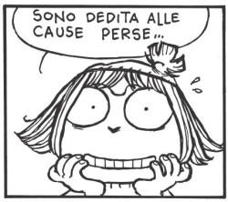 Il morbo del nichilismo della Bambina Filosofica: intervista a Vanna Vinci