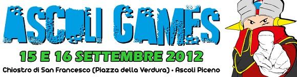 Dimensione Fumetto all'Ascoli Games 2012
