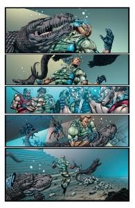 Riscrivere (ancora) i supereroi DC: l'universo First Wave