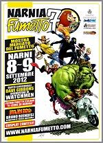 Prevendita dei biglietti per Narnia Fumetto e Dave Gibbons da Antani Comics