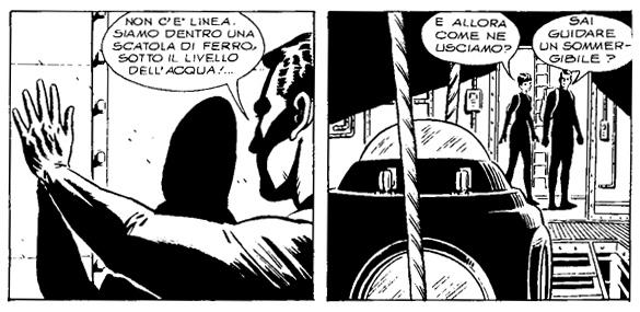 Julia # 166 - I due ladri (Berardi, Mantero, Pittaluga)