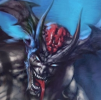 Lucio Parrillo: Devilman's brain
