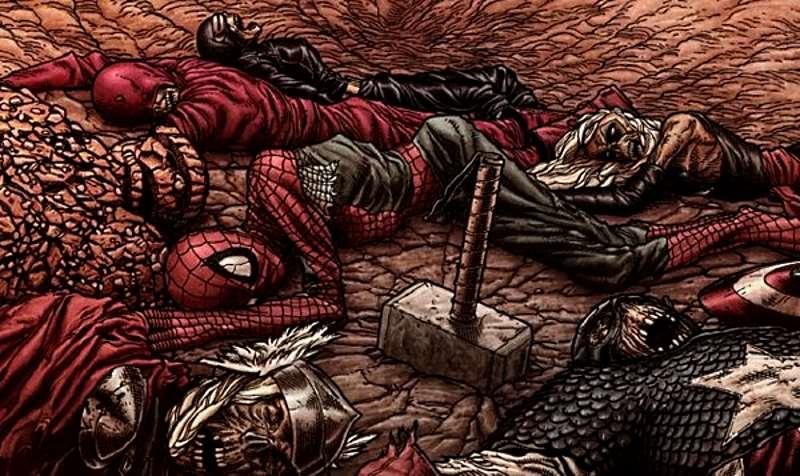 Vecchio Logan: l'arte del supereroe è morta?