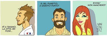 """Tre giorni di fumetti e divertimento con """"Fullcomics nel Salento"""""""