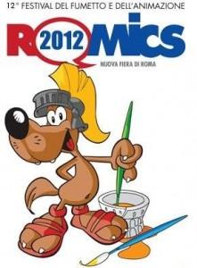A Romics piace: la presentazione dell'edizione 2012 della fiera romana