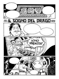 Da febbraio Long Wei, una nuova serie ambientata nella Milano multietnica, da Cajelli/Genovese