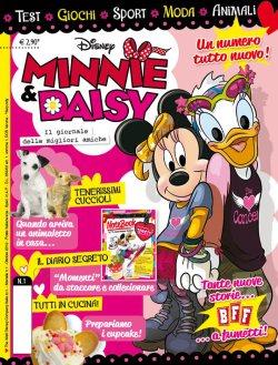 Minnie & Daisy: paperi e topi insieme nel nuovo magazine Disney