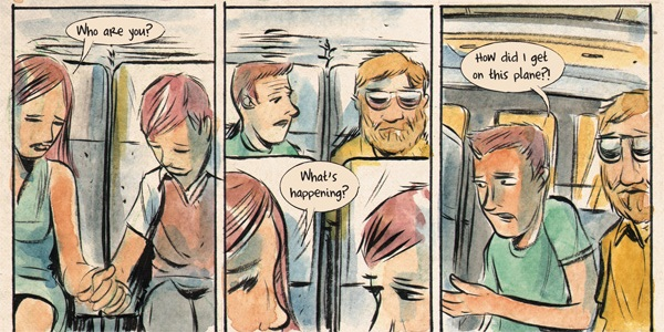 Mind MGMT #1 (Matt Kindt)