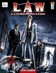 Law # 3 - Sotto silenzio (Caci, Salati, Bufi, Fontana)