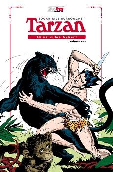 Nuova uscita Magic Press: Tarzan - Gli Anni di Joe Kubert Vol.1