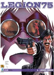 Ultimo episodio per Legion75, la miniserie Star Comics
