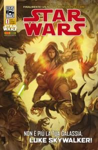 Star Wars #1: la forza sbarca in edicola