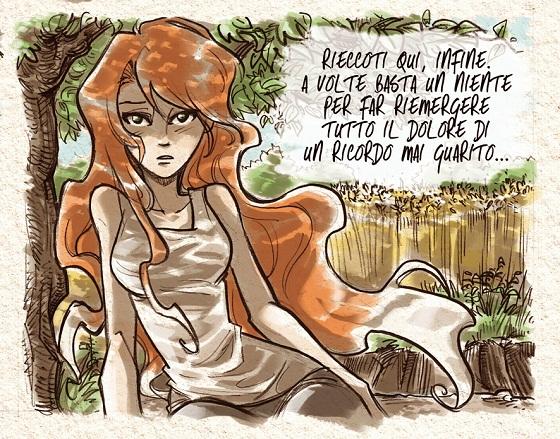 Il Colore del Grano secondo Francesca Follini