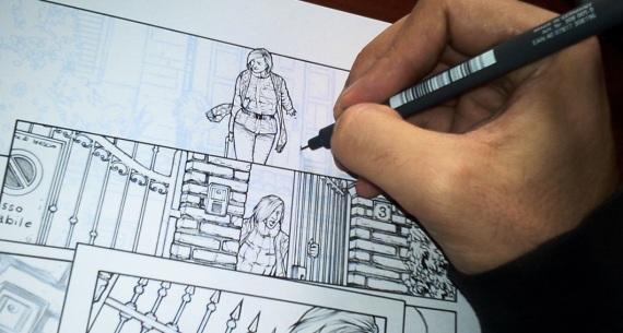 Walter Trono disegna Davvero #1: piccoli grandi nuovi autori nascono