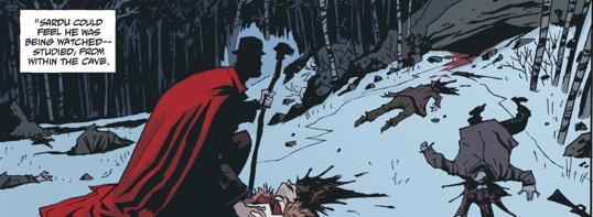 The Strain (Del Toro, Hogan, Lapham, Huddleston)