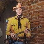 Una nuova mostra per Tex: la frontiera  dell'avventura