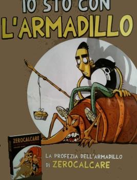 Zerocalcare al Popstore di Parma, venerdi 12 ottobre