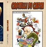 Castelli di Carta: il primo libro de l'Associazione Culturale di fan di Martin Mystère