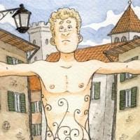 Komikazen 2012: Manuel De Carli, raccontare o essere raccontati?